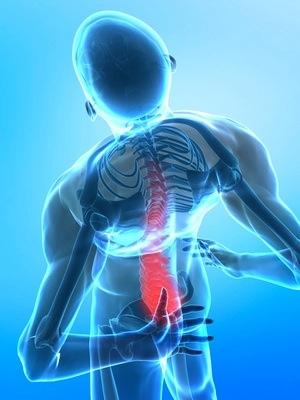 Hilft eine Infrarotkabine gegen Rückenschmerzen..