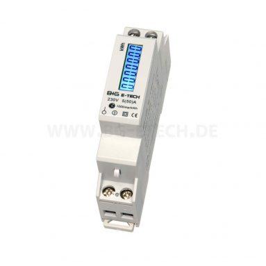 B+G E-Tech DRS155B – digitaler Stromzähler