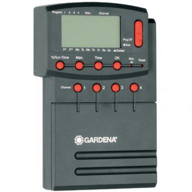 Gardena 1276-20 Bewässerungssteuerung Comfort 4040 modular Testbericht