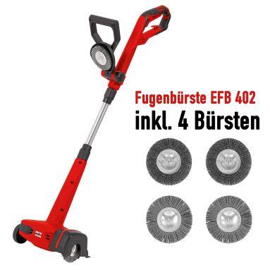 Grizzly elektrische Fugenbürste EFB 402