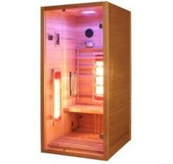 Wie wirkt die Infrarotkabine und die Sauna auf unseren Körper?