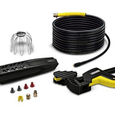 Kärcher Dachrinnen- und Rohrreinigungsset PC 20