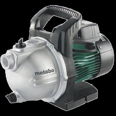 Metabo P 3300 G Gartenpumpe Testbericht