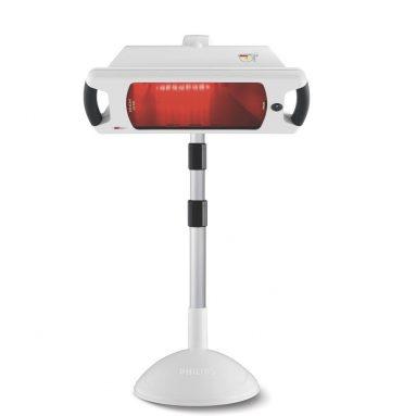 Philips InfraCare Rotlampe Testbericht
