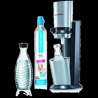 SodaStream Wassersprudler Crystal Testbericht