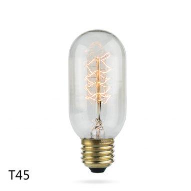 Vintage Retro Edison Glühbirne 60W E27